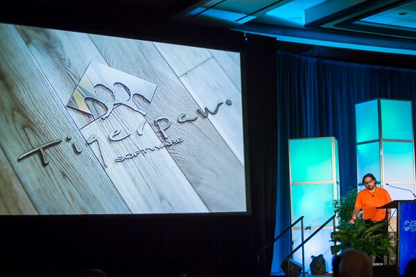 Tigerpaw Software sponsored the roundtable presentation.