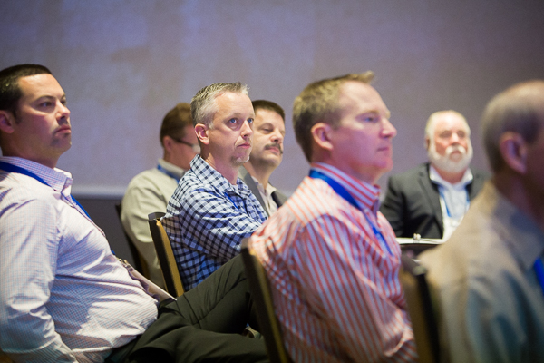 Because of the detailed guest profiles presented to each sponsor, Ingram Micro was able to tailor its presentations specifically for each set of guests.