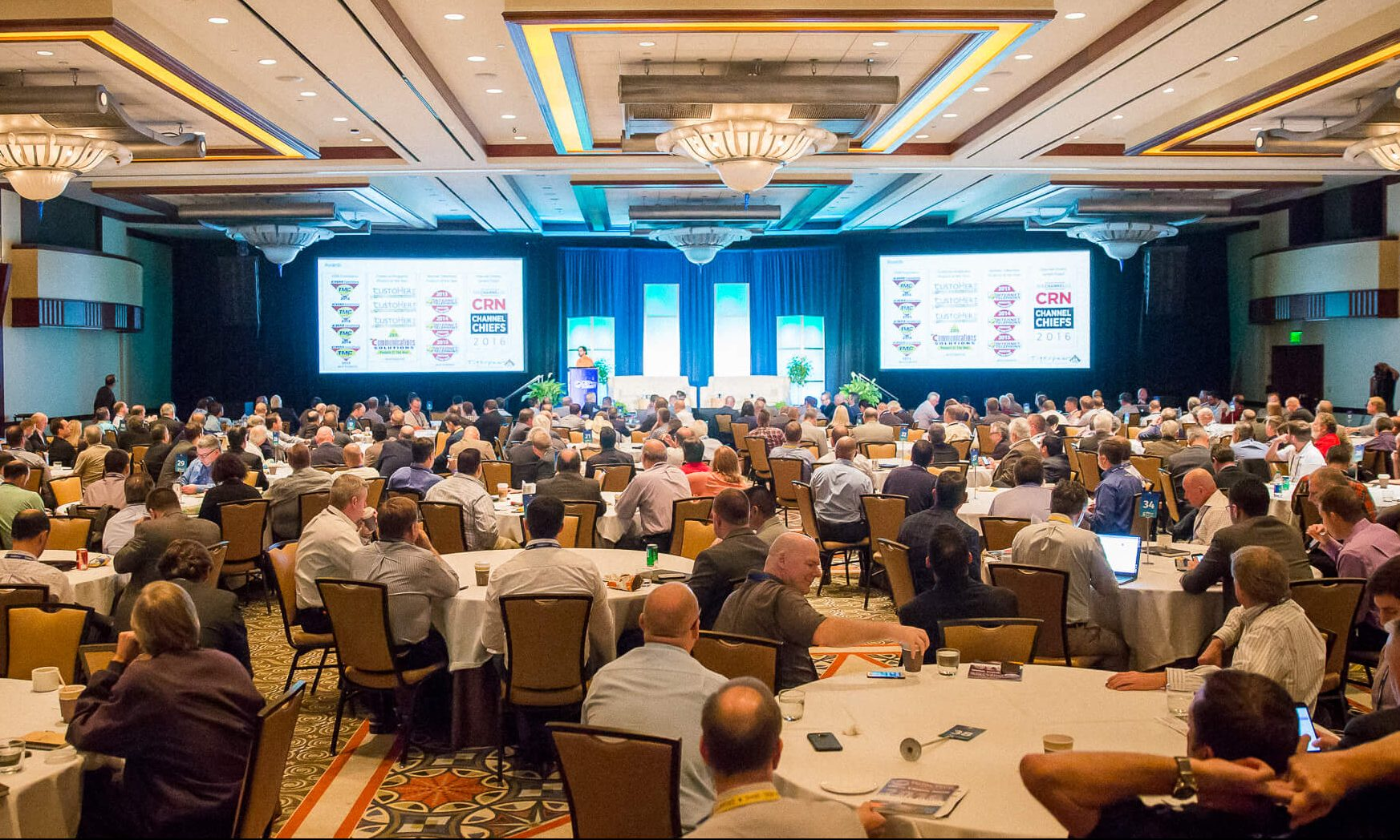 More than 400 of the top integrators from around the country will learn from industry experts in educational sessions.