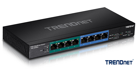 TRENDnet's new EdgeSmart Series is designed to reduce switch complexity.