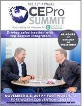 CE Pro Summit