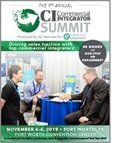 Commercial Integrator Summit